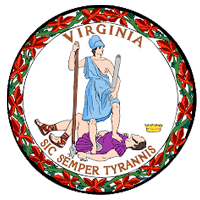Virginia Badge